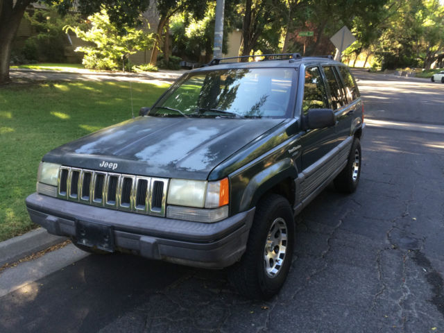1993 jeep grand cherokee laredo 5 speed manual 4 0l one of 1600 produced rare for sale photos. Black Bedroom Furniture Sets. Home Design Ideas