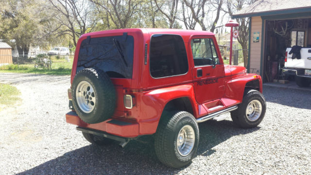 1993 jeep wrangler renegade yj for sale photos technical. Cars Review. Best American Auto & Cars Review
