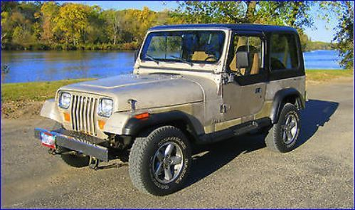 1993 jeep wrangler yj 4 0 high output 6 cyl 5 speed manual for sale photos technical. Black Bedroom Furniture Sets. Home Design Ideas