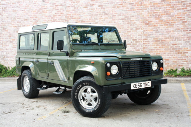 1993 Land Rover Defender 110 CSW