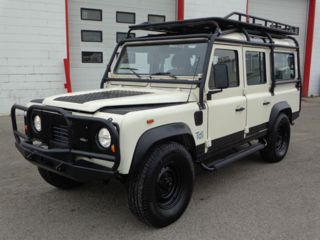 1993 land rover defender 110 tdi for sale photos technical specifications description. Black Bedroom Furniture Sets. Home Design Ideas