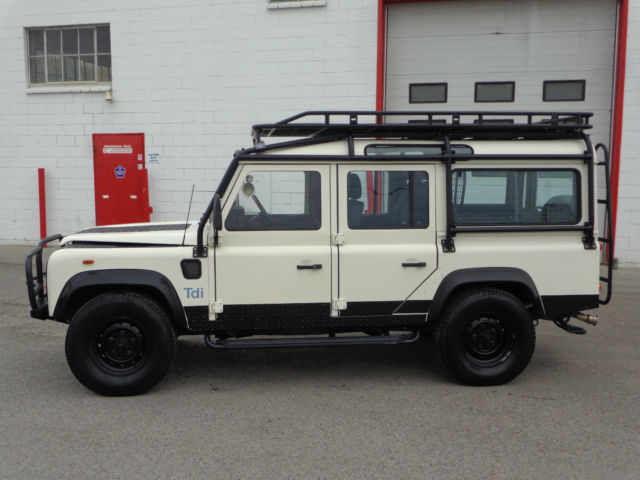 1993 Land Rover Defender 110 Tdi For Sale Photos