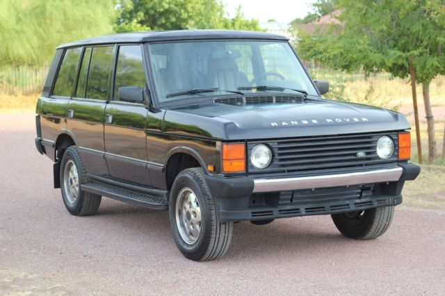 1993 Land Rover Range Rover LWB - Long Wheel Base
