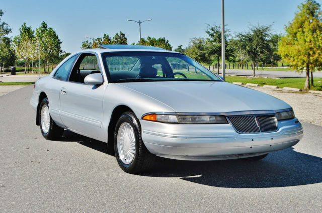 1993 Lincoln Mark Series