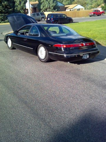 1993 Lincoln Mark Series Fast