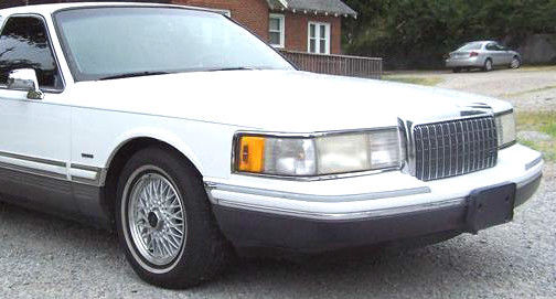 1993 Lincoln Town Car Executive