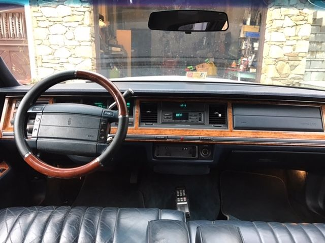 1993 Lincoln Town Car Limo For Sale Photos Technical Specifications Description