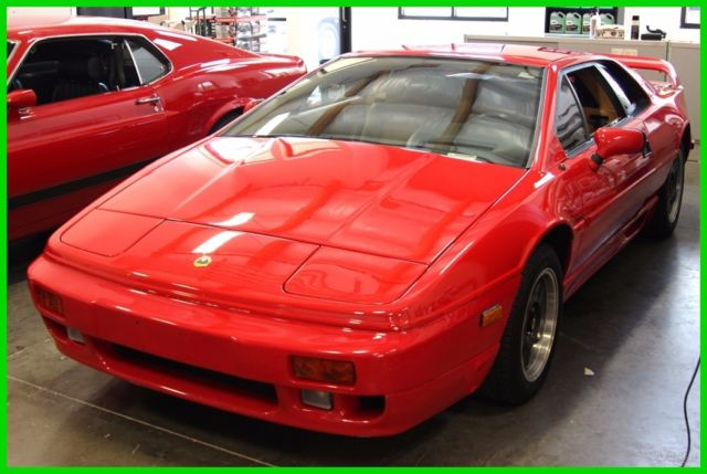 1993 Lotus Espirit Turbo 1993 Lotus Espirit Turbo