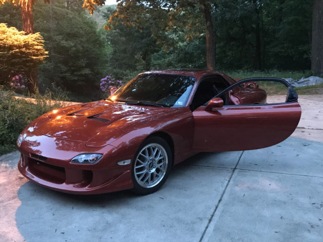 1993 Mazda RX-7 Touring/base