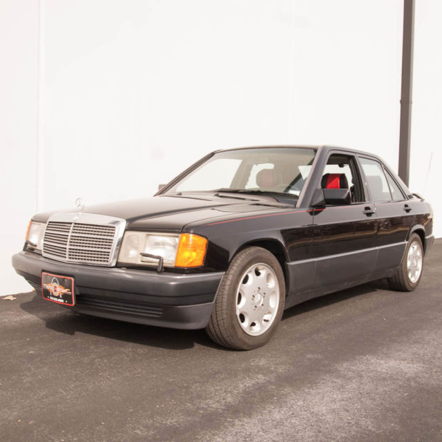 1993 Mercedes-Benz 190-Series E