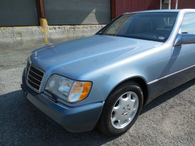 1993 mercedes benz 300se 24k miles lowest mileage w140 for 1993 mercedes benz 400sel for sale