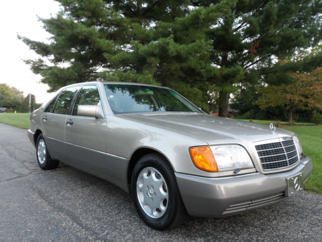 1993 Mercedes-Benz 500-Series NO RESERVE