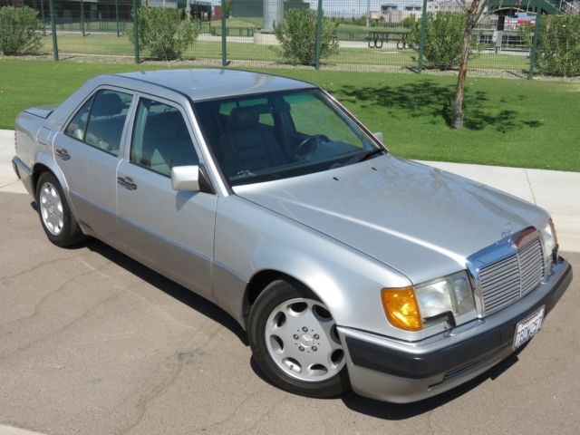 1993 Mercedes-Benz 500-Series 500e
