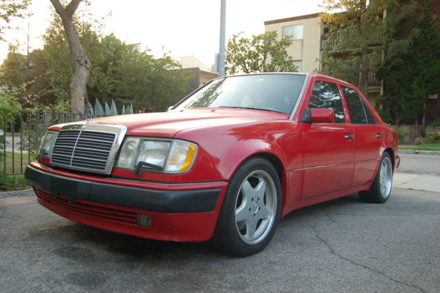 1993 Mercedes-Benz 500-Series 500 E
