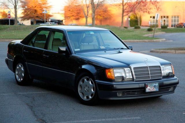 1993 mercedes benz 500e w124 for sale photos technical for Mercedes benz w124 for sale