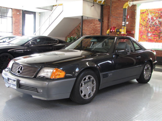 1993 Mercedes-Benz 600-Series 600 Series 2dr Coupe/roadster 600SL