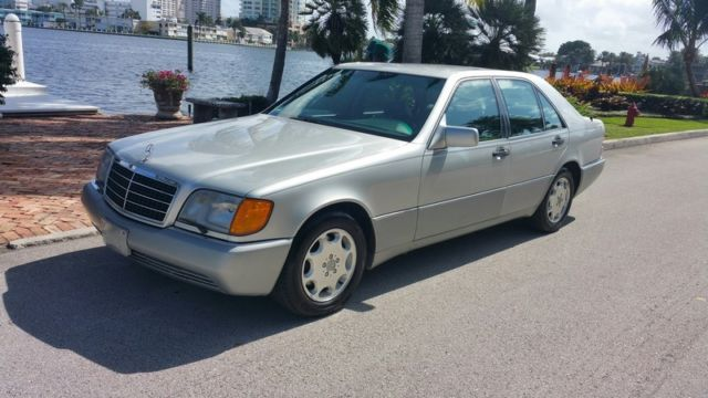 1993 Mercedes-Benz S-Class Turbodiesel