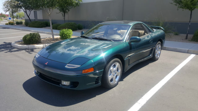 1993 Mitsubishi 3000GT VR4  Twin Turbo  1Owner  55k miles