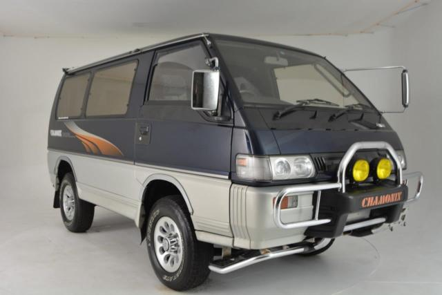 1993 Mitsubishi Delica Chamonix 4WD Turbo Diesel 5-Speed Manual !!!