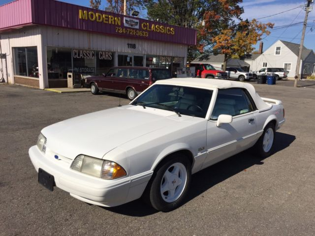 1993 Ford Mustang Summer Special