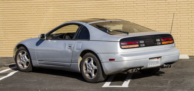 1993 Nissan 300ZX t-top coup