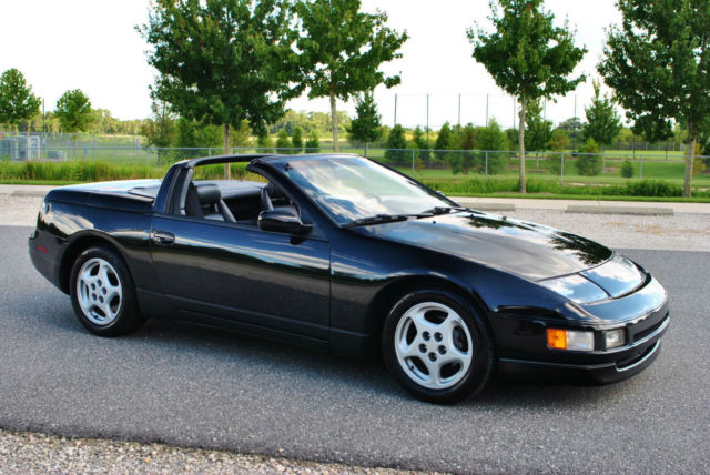 1993 Nissan 300ZX Convertible 5-Speed only 25K Miles! Super Clean!