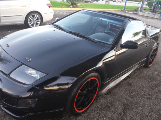 1993 Nissan 300ZX Convertible + Twin Turbo Engine + Swap Parts