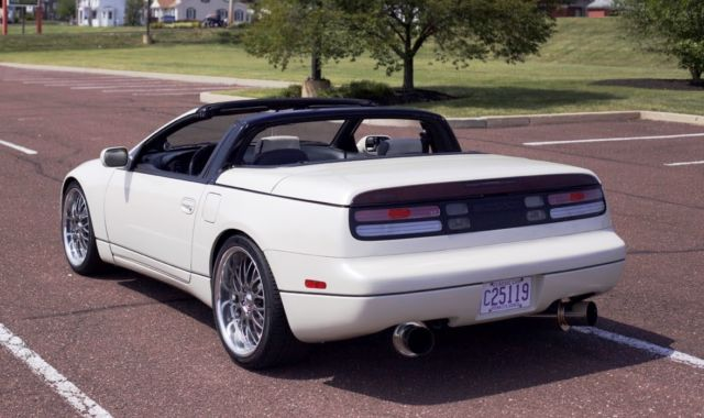1993 Nissan 300zx Twin Turbo Convertible Never Made By Rare One Of A Kind