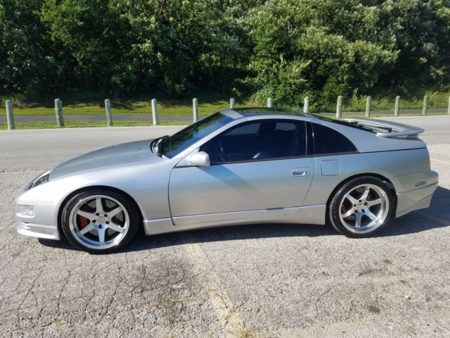 1993 nissan 300zx twin turbo z very nice and clean for sale photos technical specifications. Black Bedroom Furniture Sets. Home Design Ideas