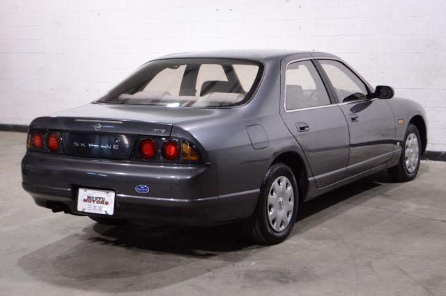 1993 Nissan Skyline GTS 23,043 Miles Grey coupe RB20 R33