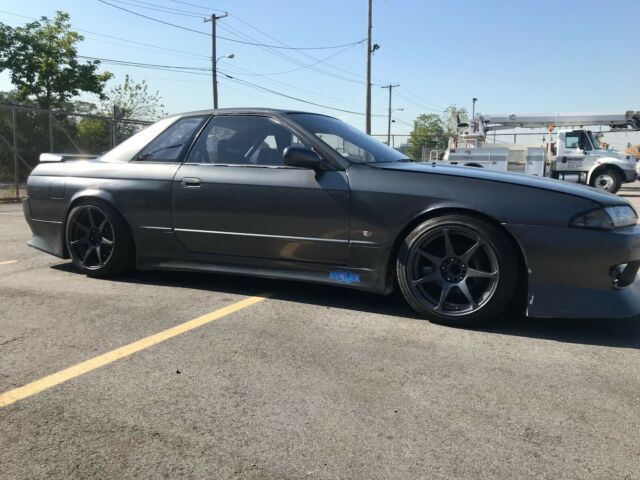 1993 Nissan Skyline GTS-T Type M 5 speed RB25det Manual R32 Coupe JDM