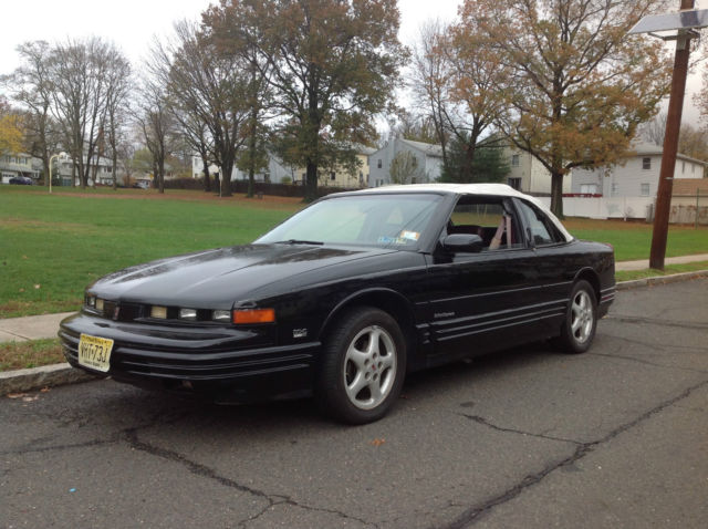 1993 Oldsmobile Cutlass Convertible