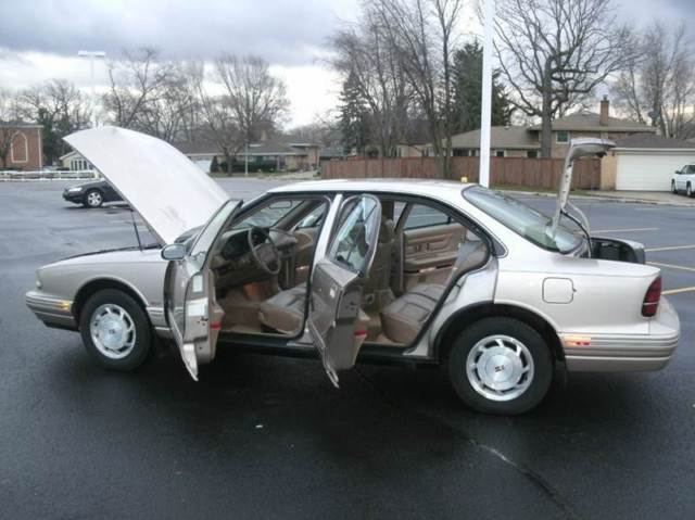 1993 Oldsmobile Eighty-Eight