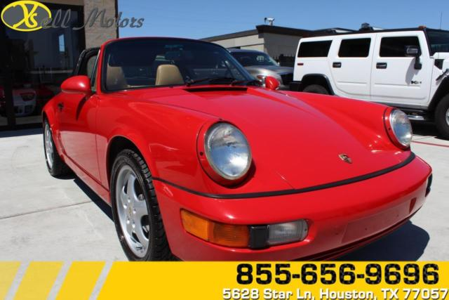 1993 Porsche 911 Carrera TARGA,1 OF 137 EVER MADE !!!