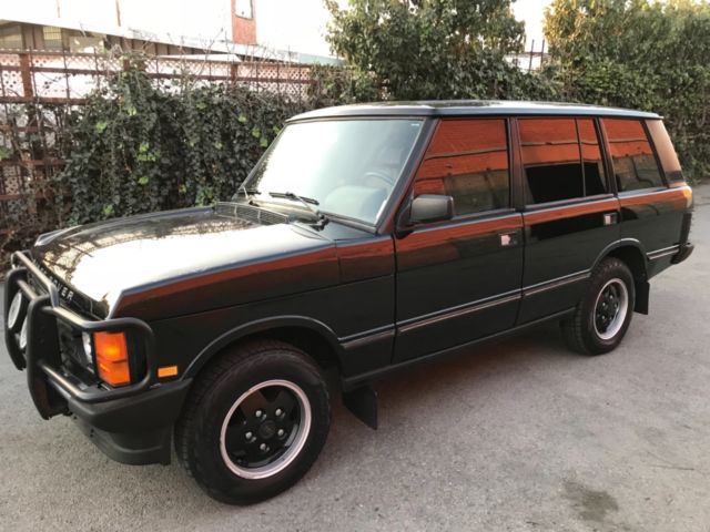 1993 Land Rover Range Rover County LWB