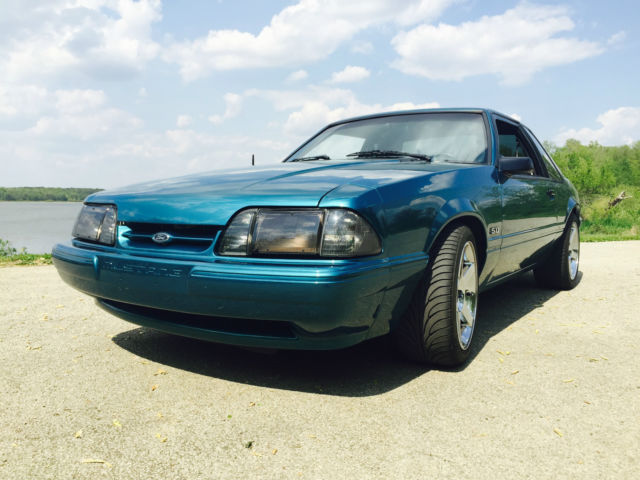 1993 Ford Mustang LX NOTCH