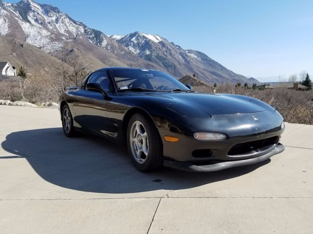1993 RX7 FD with late model LS1 V8, T56 Transmission for