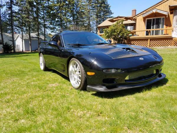 Used Cars For Sale In Ri >> 1993 RX7 FD3S Single Turbo for sale: photos, technical specifications, description