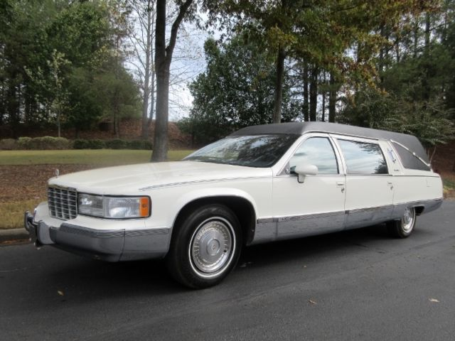 1993 Cadillac Other HEARSE