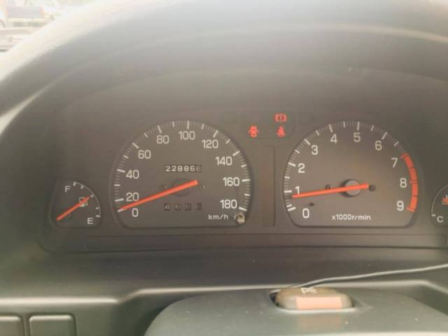 1993 Subaru Impreza WRX 4WD Black 5 Speed Sedan GC8 RHD JDM
