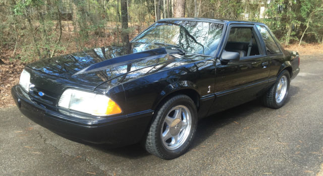 1993 Supercharged Notchback Mustang Lx Only 53k Miles For