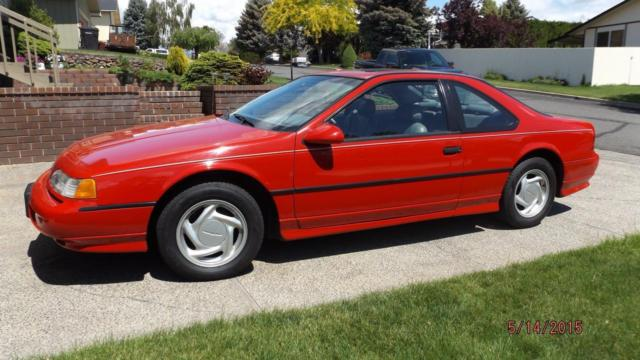 1993 Ford Thunderbird Super Coupe