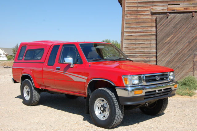 1993 Toyota Other Pickup 4x4 Extended Cab SR5 Original Low Mile 59k!