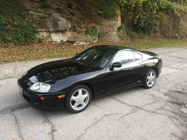 1993 Toyota Supra Turbo 2dr Hatchback