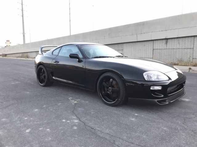 1993 Toyota Supra Twin Turbo