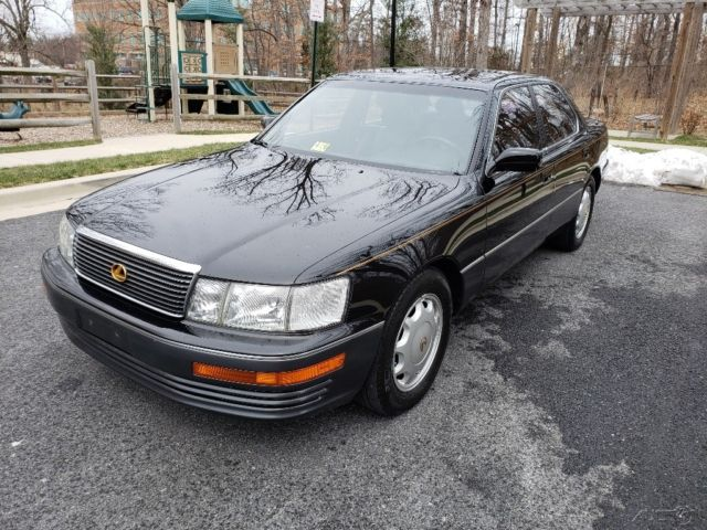 1993 Lexus LS V8 LEXUS Engine! LOADED! Non-Smoker! LOW-MILEAGE!