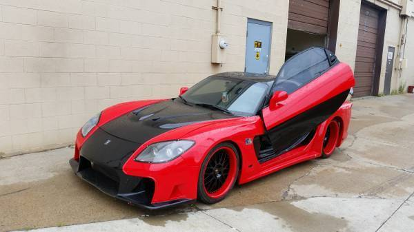 Mazda Rx7 Veilside For Sale   Upcoming Car Release 2020
