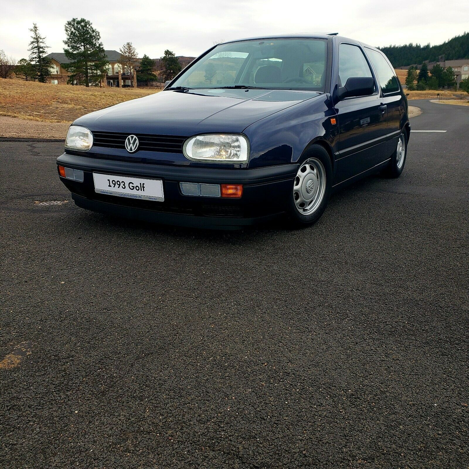 1993 Volkswagen Golf CL