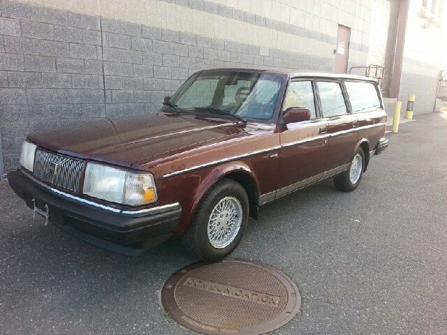 1993 Volvo 240 240 limited
