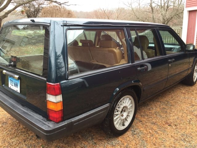 1993 Volvo 940 with Ford 5 0L V8 conversion for sale: photos